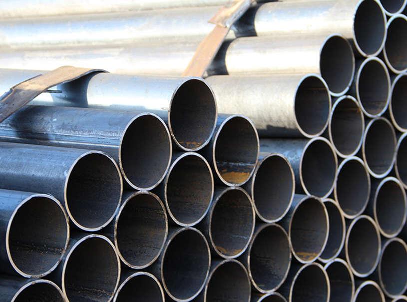 Black Carbon Welded Steel Pipe