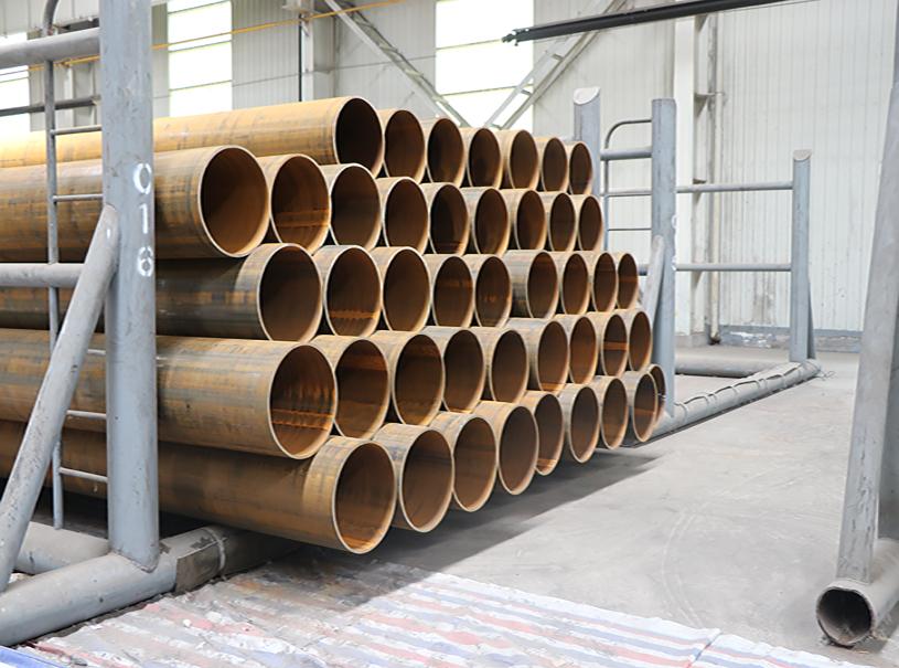 Oil Gas Pipeline API 5L GR.B-X70 Welded Steel Pipe