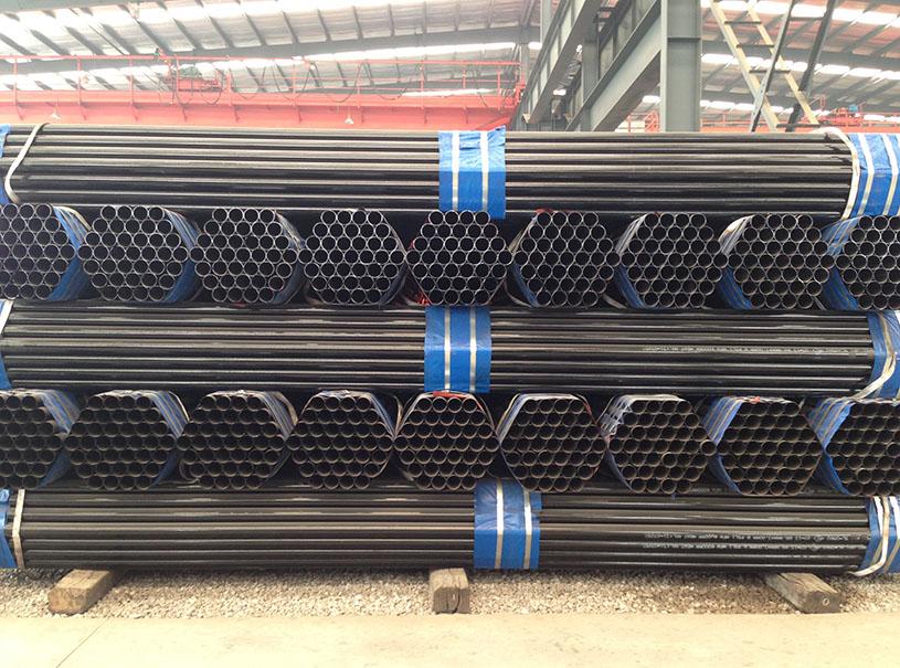 Carbon Steel Pipe EN10210 S275JR-S355J2H