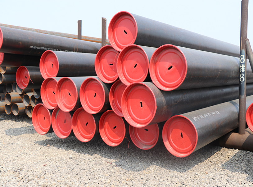 Oil Gas Linepipe API 5L PSL1 PSL2 GR.B-X80 Seamless Steel Pipe