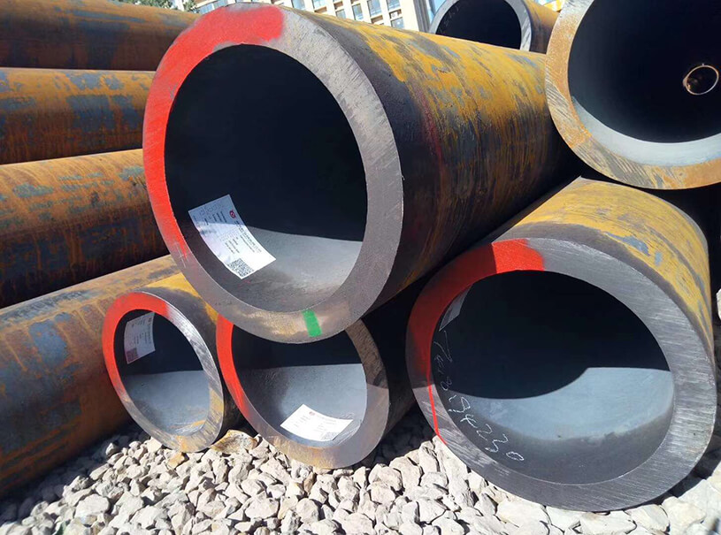 High Pressure Boiler Tube ASTM A335- 20G, 12Cr, P5, P9, P11