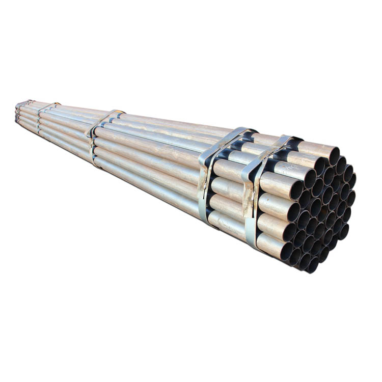 Galvanized BS1387 Steel Pipe For Construction