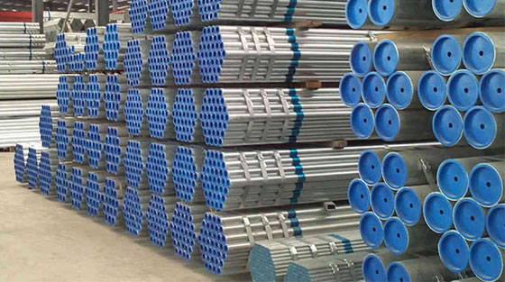 Classification of welded steel pipes
