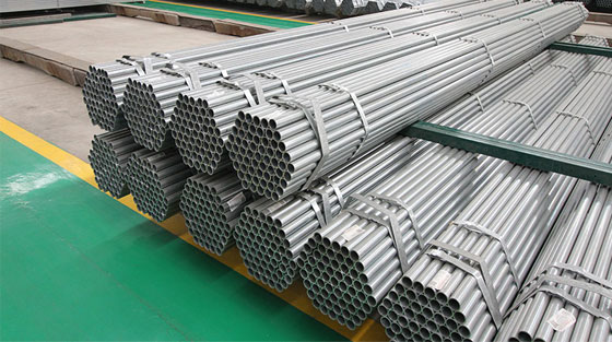 Welding precautions of the stainless steel pipe