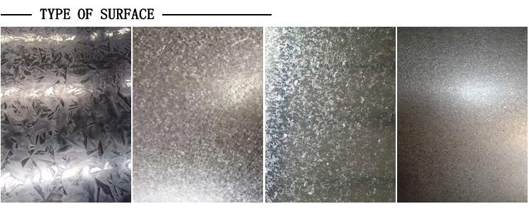 A36 Galvanized Steel Sheet