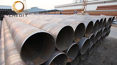 Different Welding Methods For Welding Steel Pipes