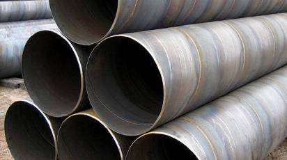Oil Pipeline Spiral Steel Pipe