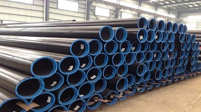 Introduction of high frequency welded pipe and what is the difference with steel pipe