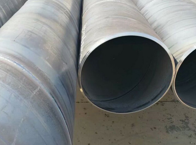 Gas and Oil Pipeline Spiral Steel Pipe