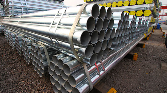 How To Apply And Link Galvanized Steel Pipe
