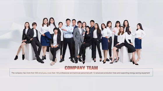 CREDIT Group Photo Of Employees