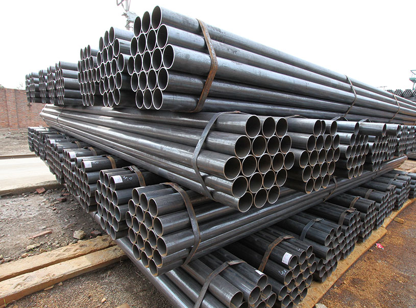 ERW Welded Steel Pipe For Oil & Gas Line Pipe