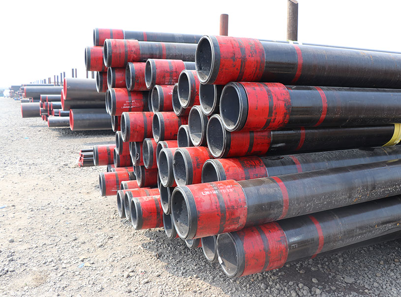 API ERW Steel Pipe For Casing and Tubing