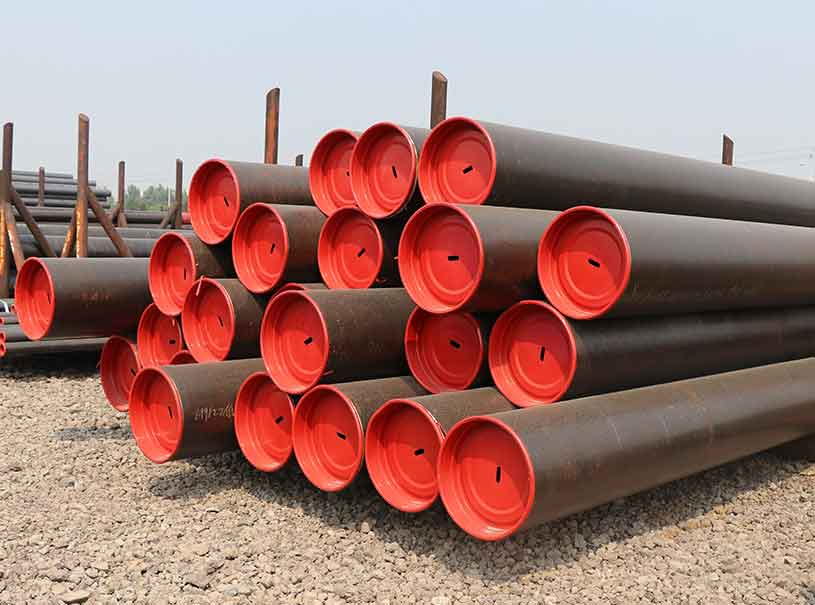 API 5CT OCTG Seamless Pipe For Oil & Gas Line Pipe