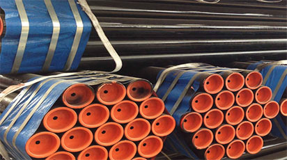 Maintenance of seamless steel tubes