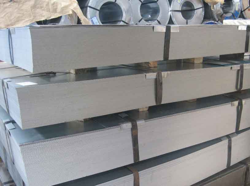 A36 Galvanized Steel Sheet