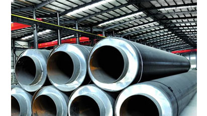 What are thermal insulation pipe and spiral steel pipe ?