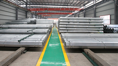 Classification And Performance Characteristics Of Galvanized Steel Pipes