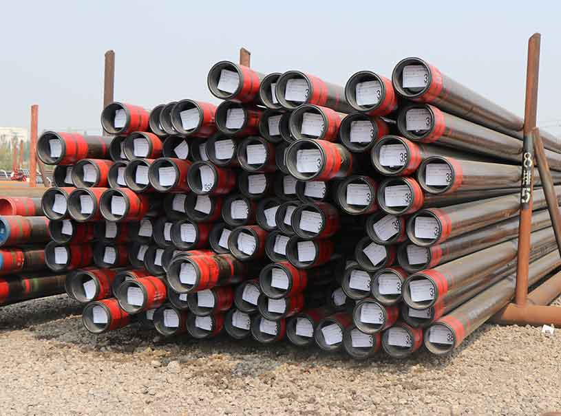 OCTG Hot Rolled Seamless Steel Pipe