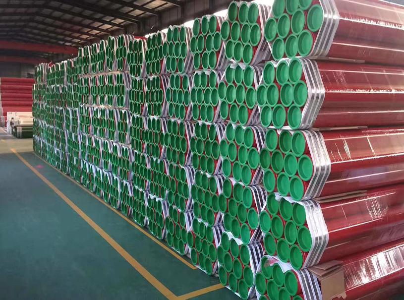 Welded Steel Pipe BS1387 Class A B C