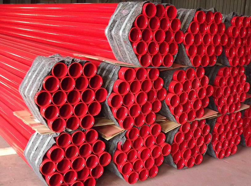Fire Tube Carbon Steel Pipe ASTM A795
