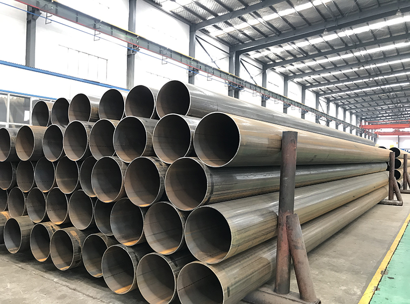 ERW Steel Pipe JIS G3444 STK400-STK500
