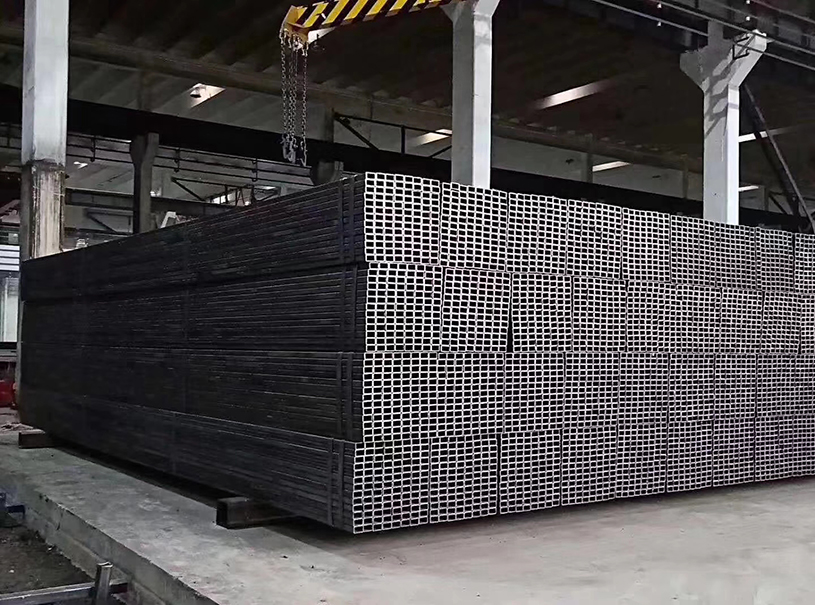 SHS RHS Carbon Steel Pipe ASTM A500 Grade B C