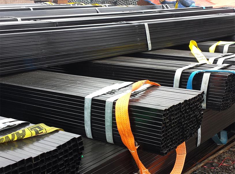 Square & Rectangular Tube EN 10210 S275JR-S355J2