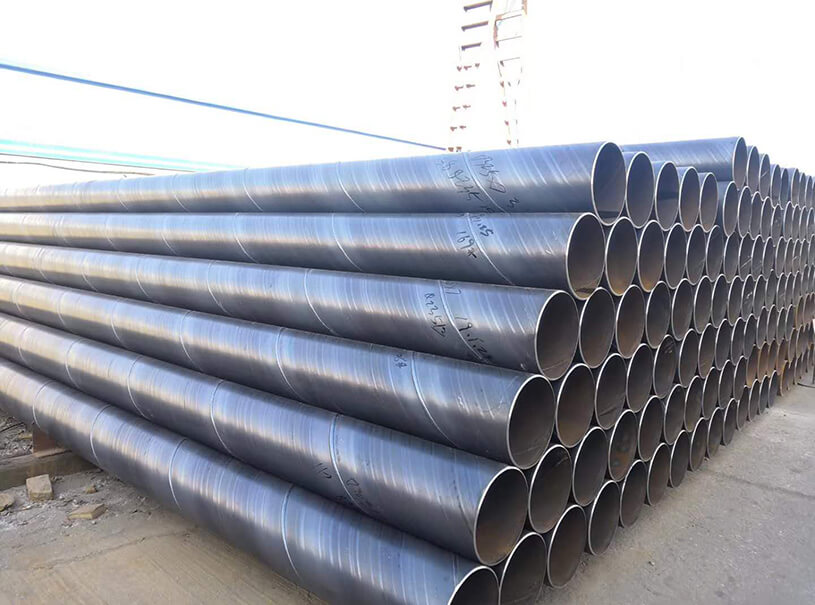 Oil Gas Pipeline API 5L PSL1 PSL2 X42-X80 SSAW Steel Pipe