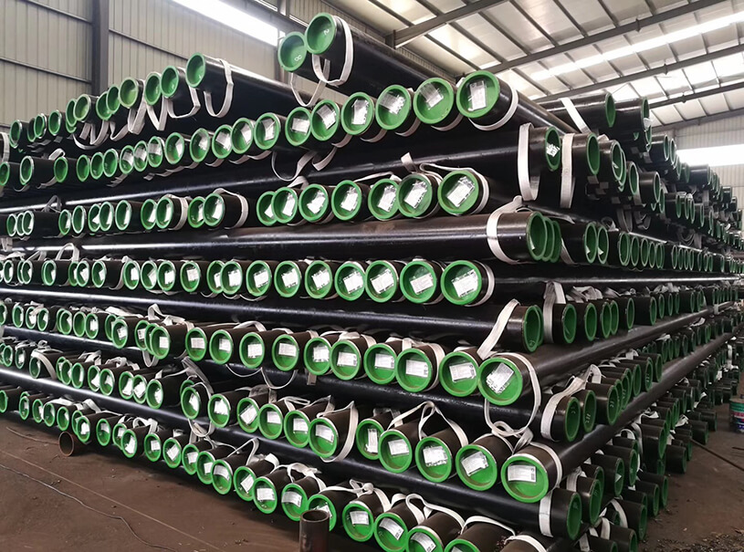 Oil Gas Linepipe API 5L 3LPE 3LPP SMLS Pipe