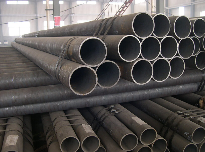 Fluid Pipeline ASTM A106 A53 GR.B GR.C SMLS pipe