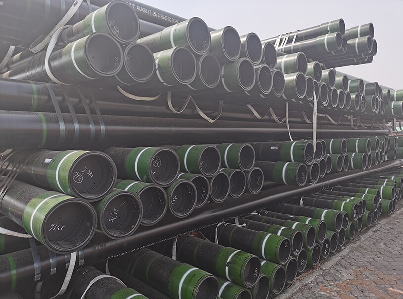 Seamless Steel Pipe OCTG Casing API 5CT