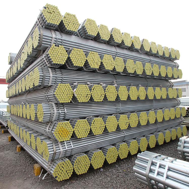 Hot Dip Galvanzied Pipe EN39 BS1139