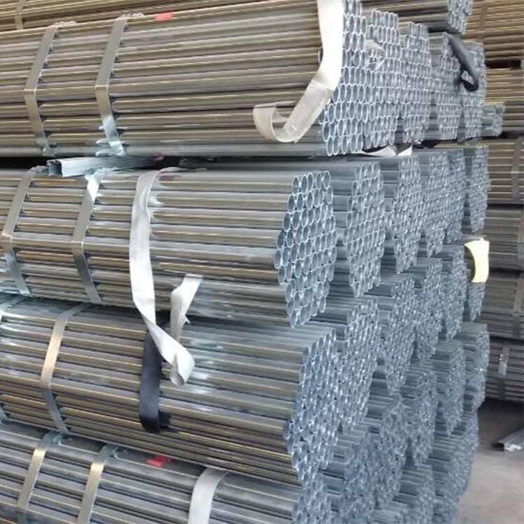 Pre Galvanized Round Pipe BS ISO