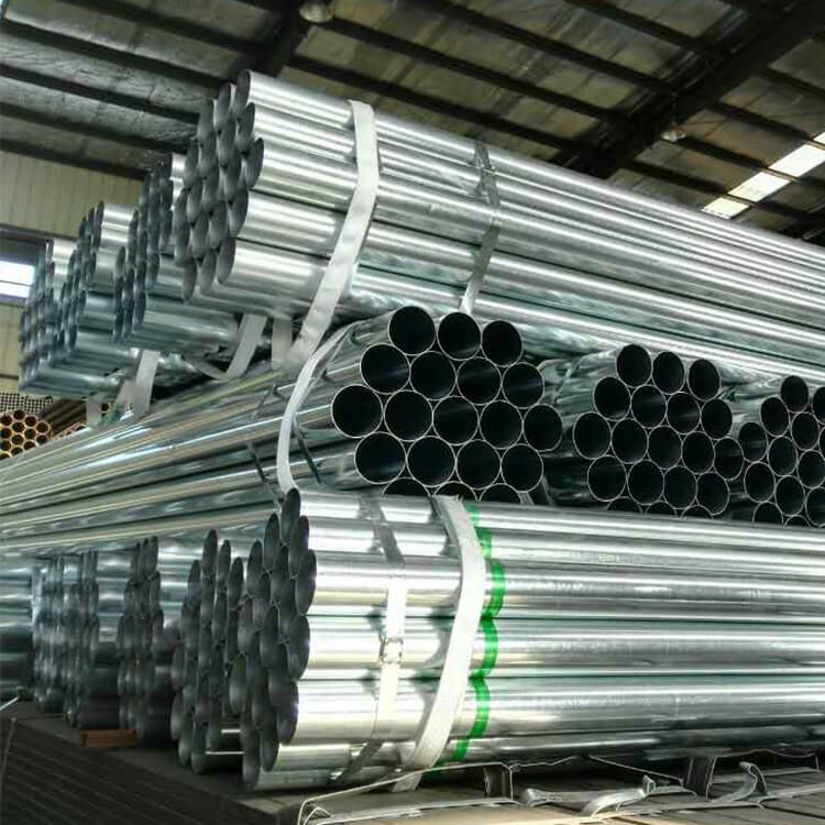 ANSI C80.1 Galvanzied Steel Pipe