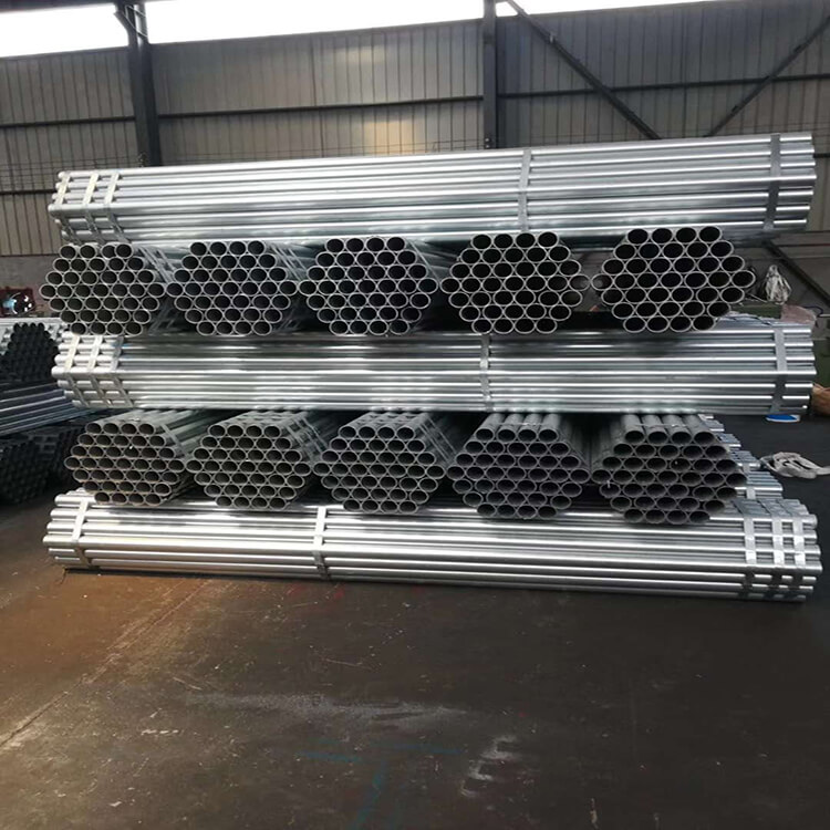 BS4568 Galvanized Steel Pipe