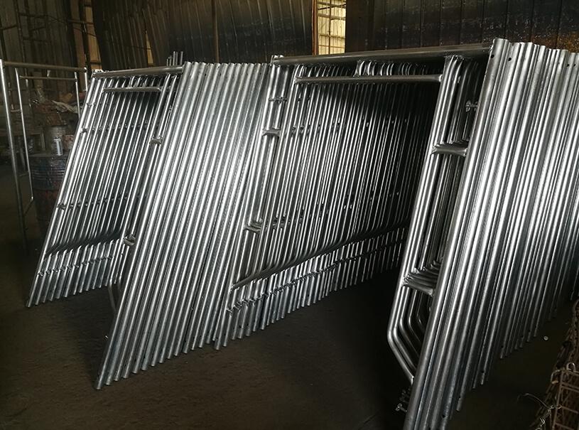 Steel Gate Door Frame Scaffolding For Construction