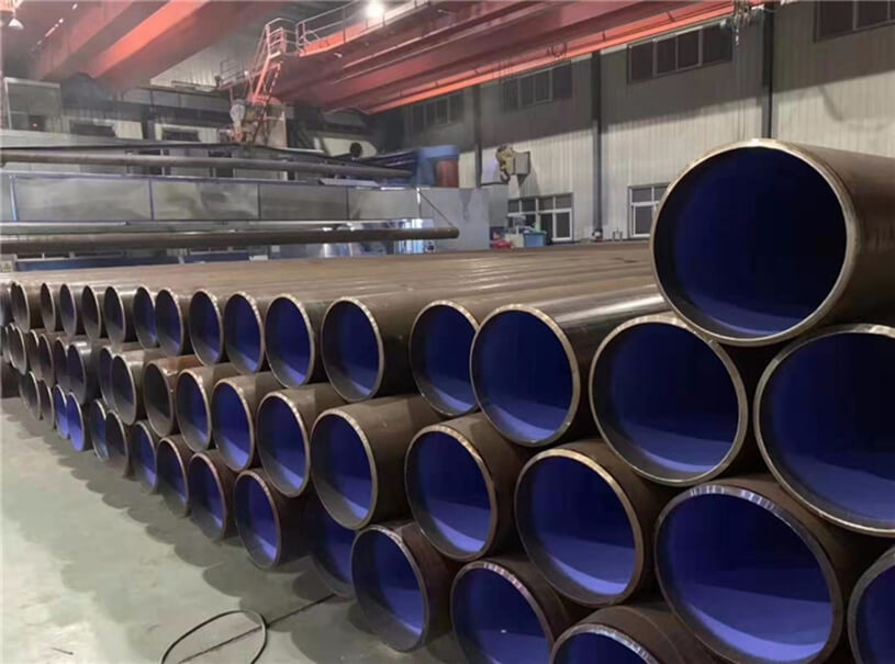 LSAW Pipe Line API 5L IS 1978 Oil & Gas