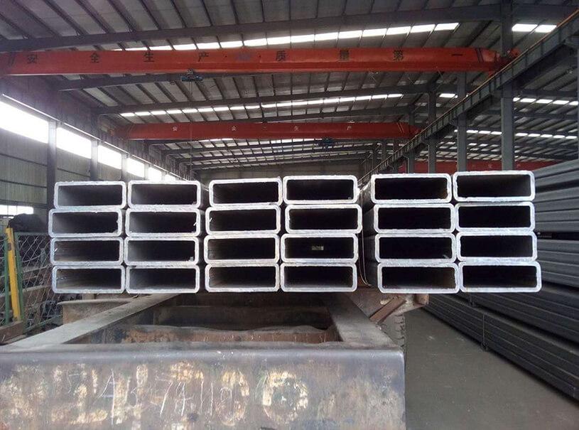 Square & Retangular Tube JIS G3446 STK400-STK520