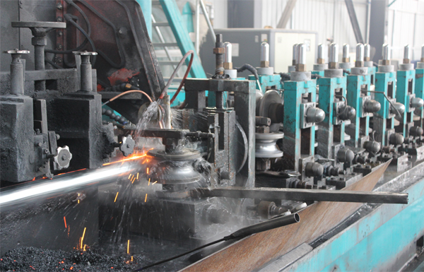 ERW Pipe Production line
