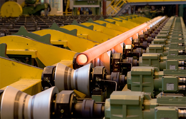 Seamless Pipe Production line