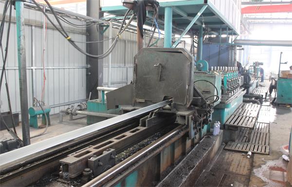 Square Tube Production line
