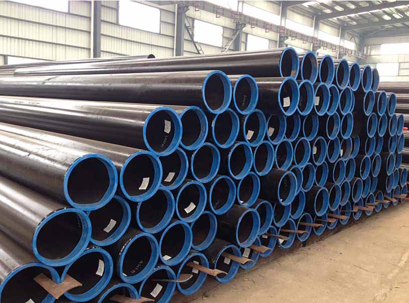 Oil Gas ISO3183 API 5L PSL1 PSL2 ERW Steel Pipe