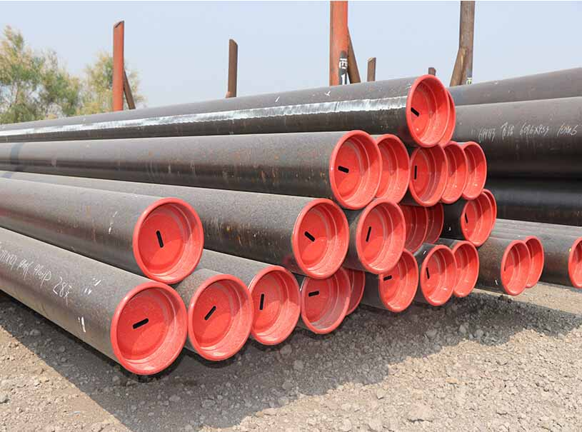 Seamless Steel Pipe ASTM A106 ASTM A53 GR.B GR.C SMLS