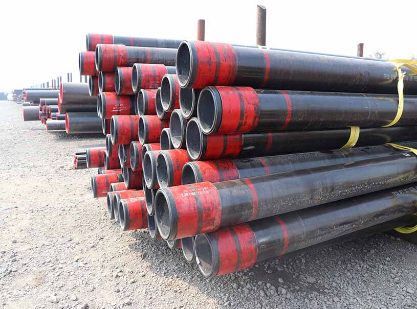 OCTG Casing API 5CT Seamless Steel Pipe