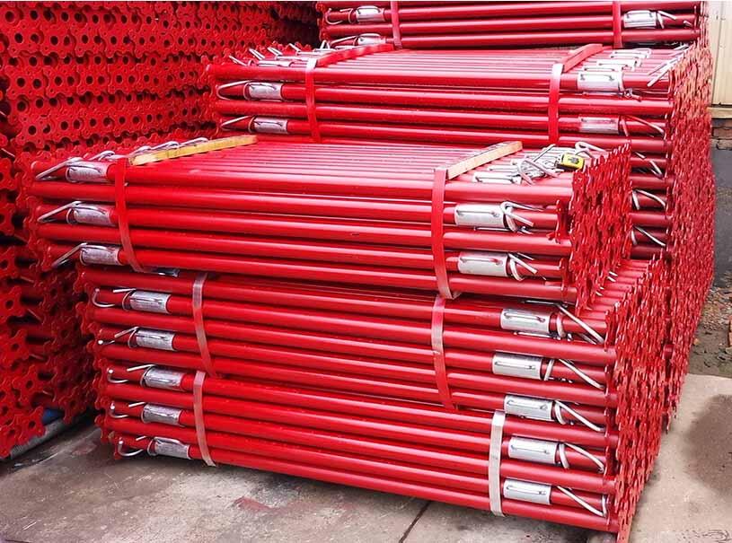 Powder Coated Heavy Duty Adjustable Steel Props