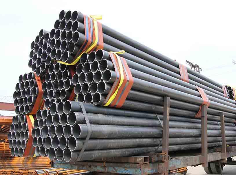 Oil Gas ISO3183 API 5L PSL1 PSL2 ERW Steel Pipe